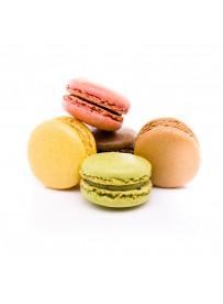 Macarons in diverse smaken