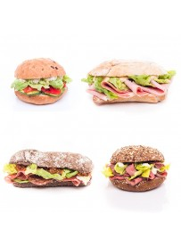 Hard sandwich bundle