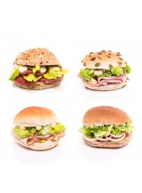 Soft sandwich bundle