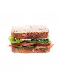 Lactosevrije american sandwich BLT