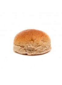 Soft brown bun