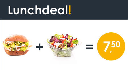 Lunchdeal!