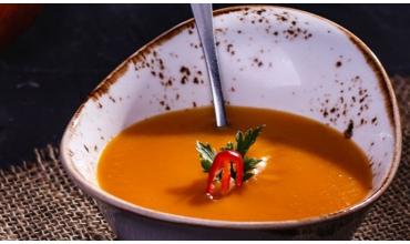 Seasonal vegetables: Pumpkin